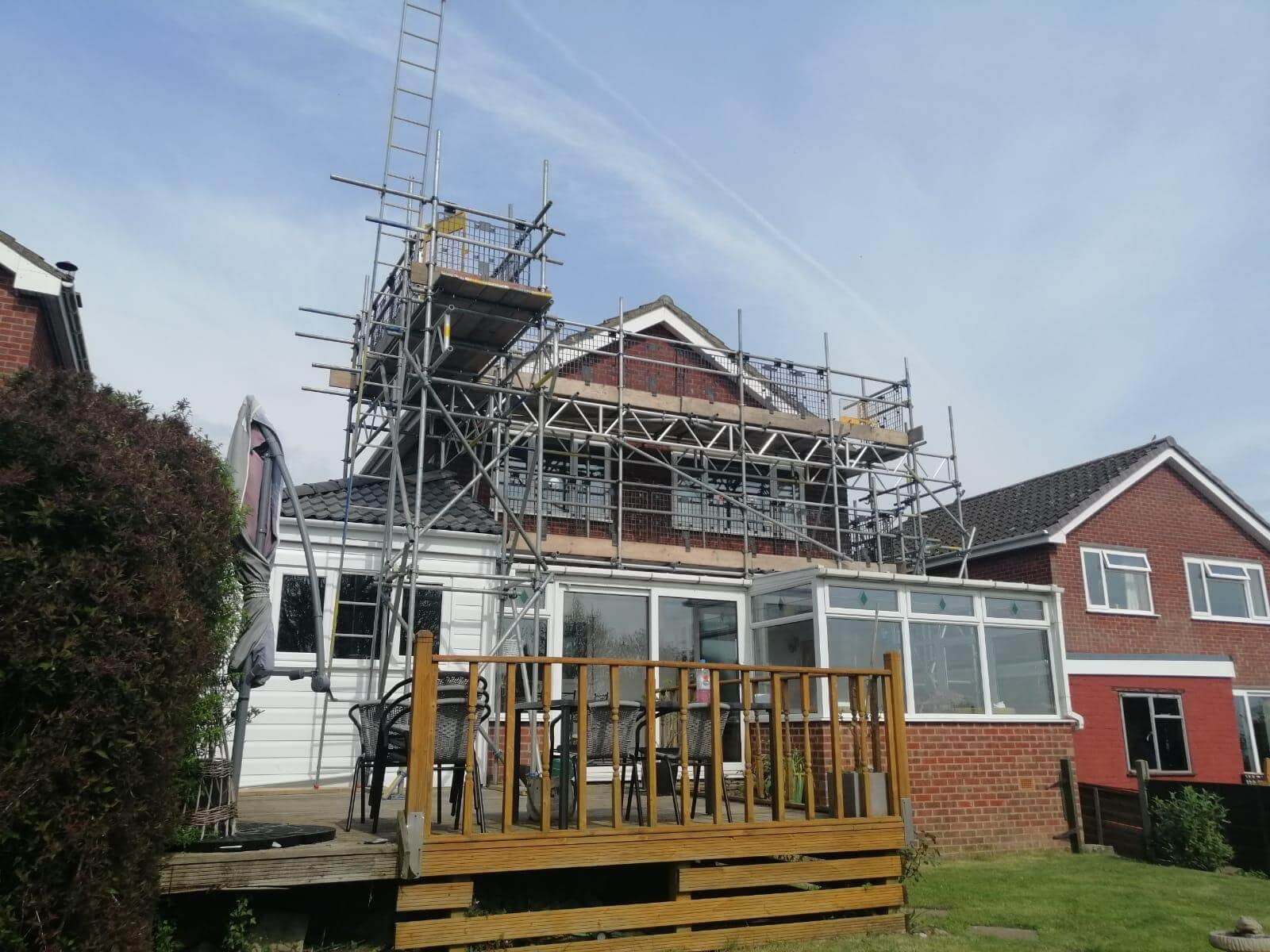 Scaffolding Hire and Rental in Bristol
