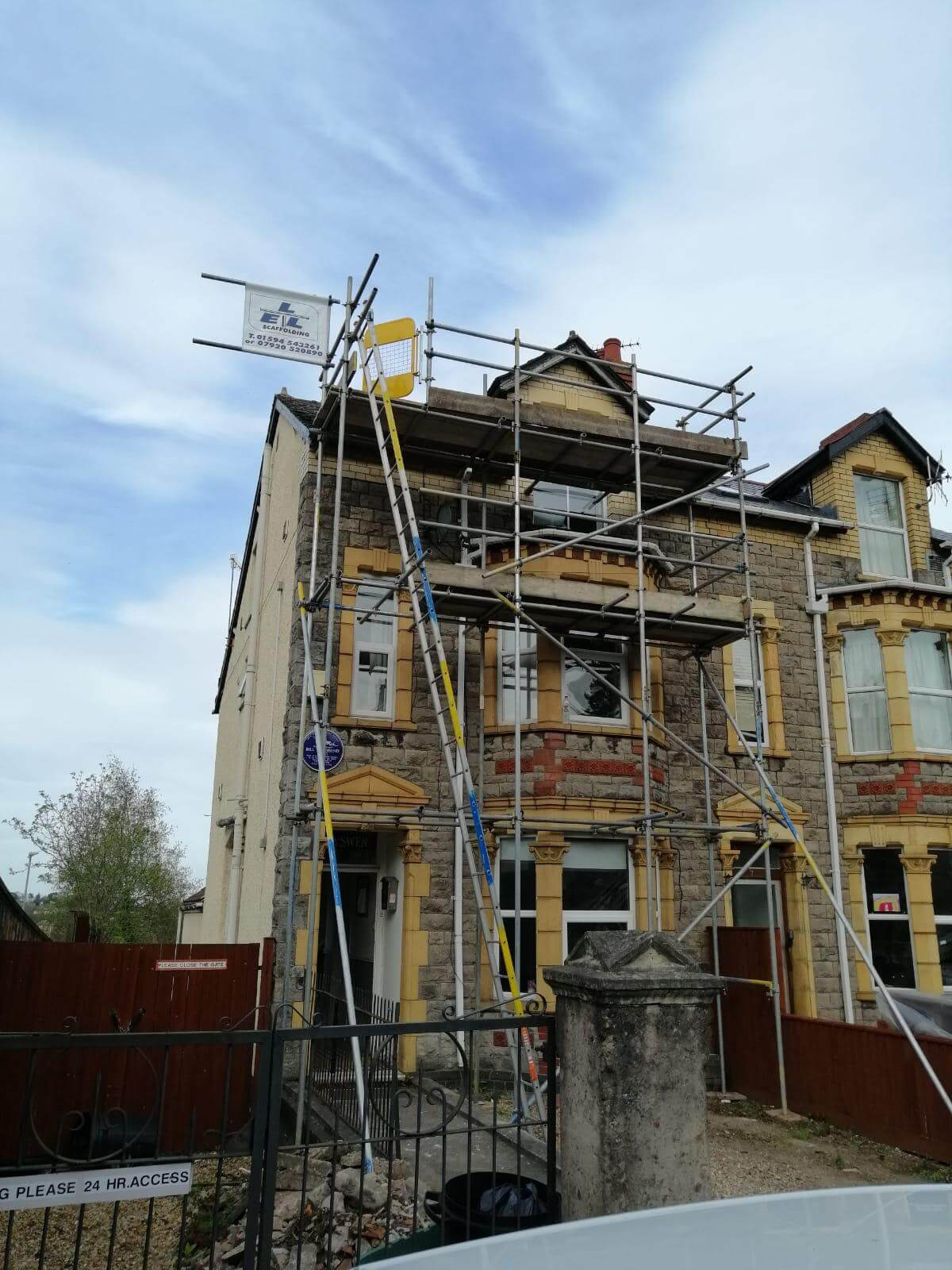 Trusted Scaffolding Specialists Bristol